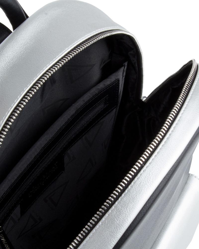Рюкзак Vendi, Цвет - черный-серебристый