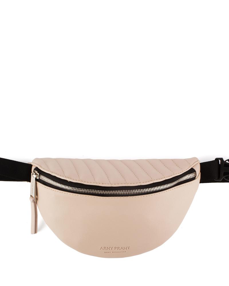 Поясная сумка Fasca, Color - нюд
