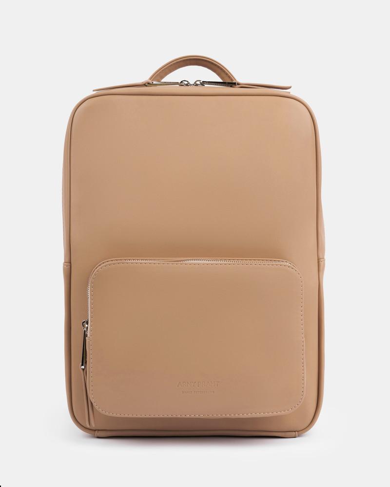Рюкзак Todd M, Цвет - капучино