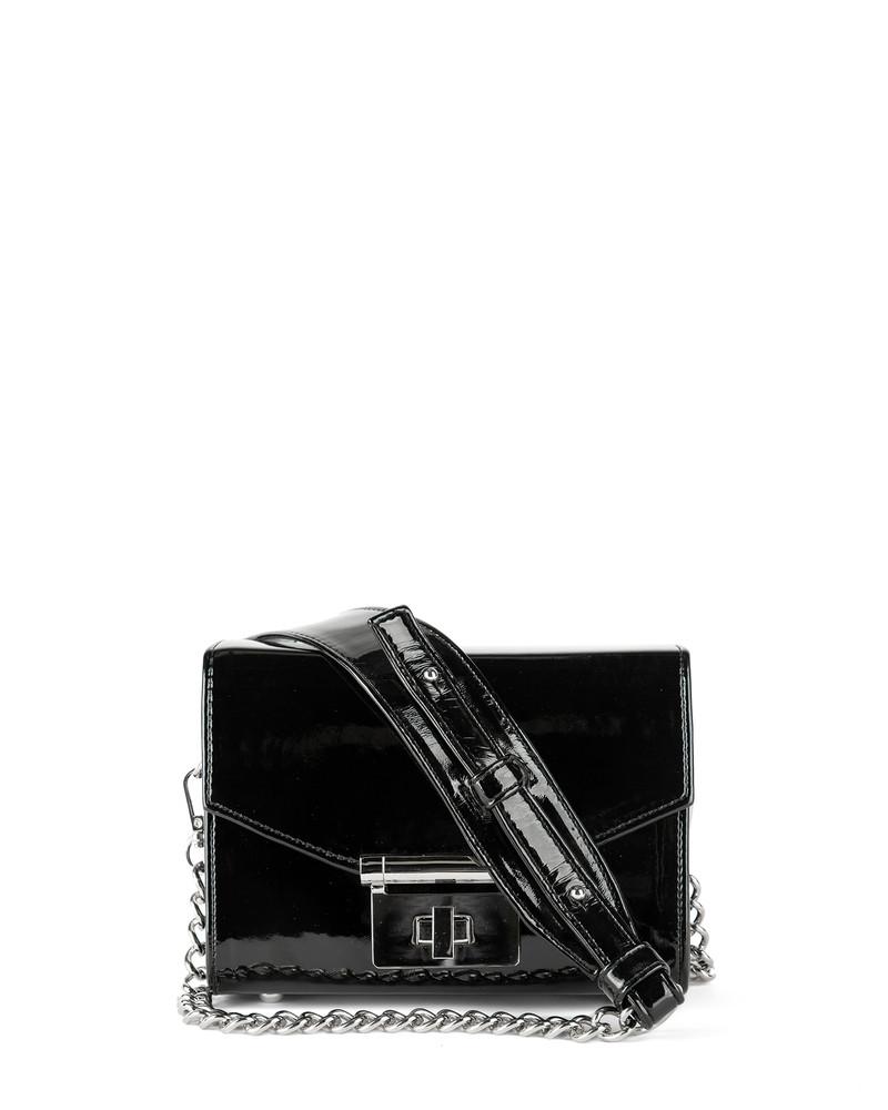 Сумка Kette XS, Color - черный лак