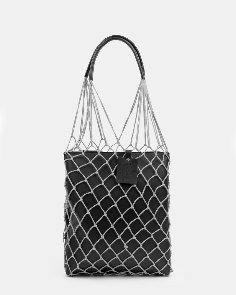 Сумка Неавоська , Color - черный+серый