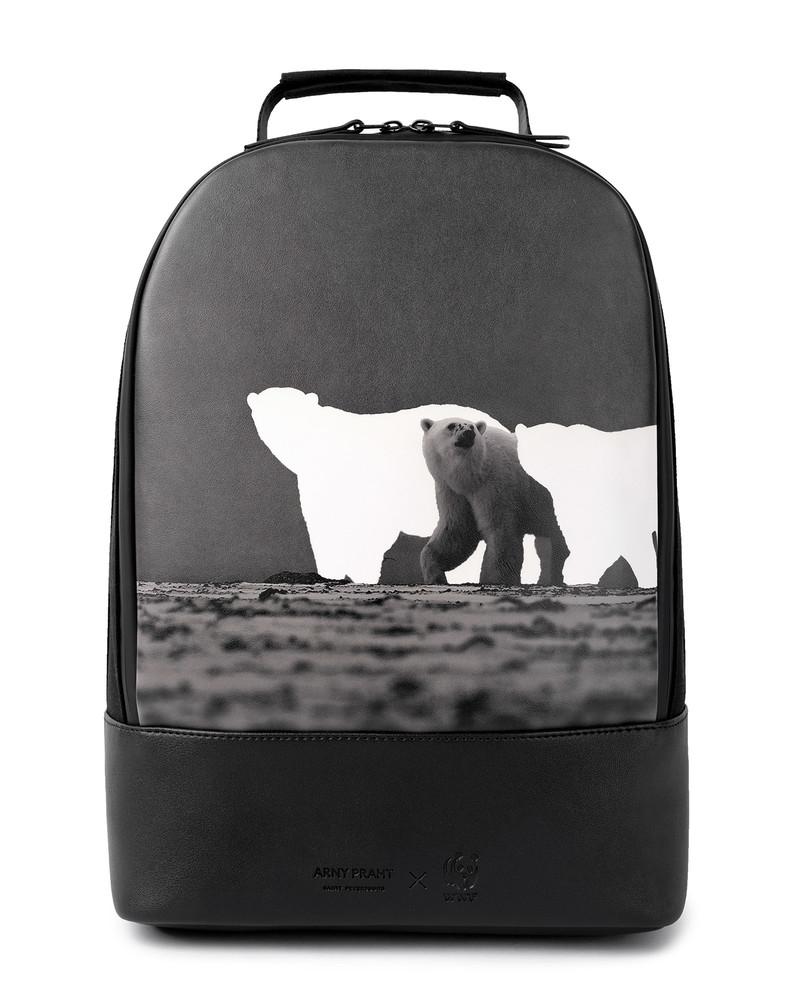 Рюкзак Apheks L WWF, Color - черный